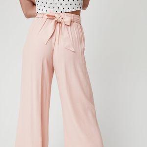Wilfred Pale Pink Faun Pants